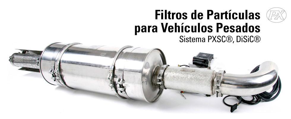 filtro vehiculos pesados