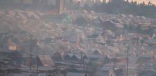 ¿Cuál es el motivo que calidad del aire de PLC sea bastante peor que la de Temuco?