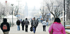Coyhaique baja en episodios de esmog este año, pero suma 22 días críticos
