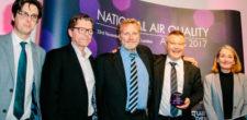 Amminex gana el Premio a la Calidad del Aire.