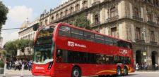 Autobuses de Línea 7 del Metrobús contaminan 99.7% menos