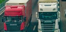 Reino Unido lanza ofensiva para atrapar quienes no cumplen norma en emisiones de camiones.