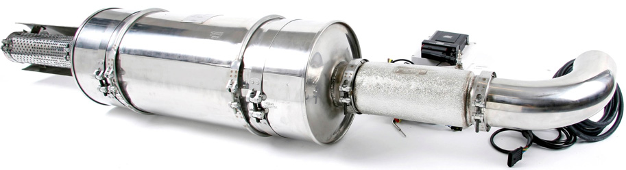 Filtro de Partículas para Vehículos Pesados 1