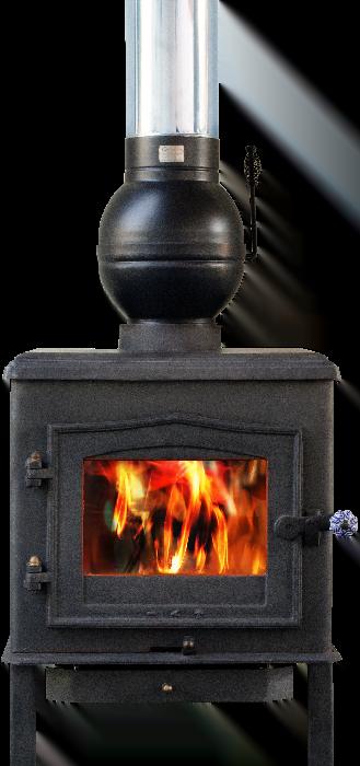 Retrocatt Filtro para calefactores a leña 3
