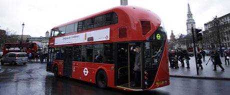 Malos resultados de emisiones en buses híbridos en Londres 2