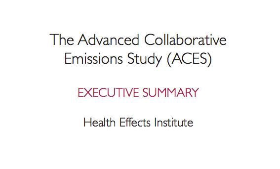 Una reducción significativa en toxicidad de emisiones diésel con filtros de partículas 2