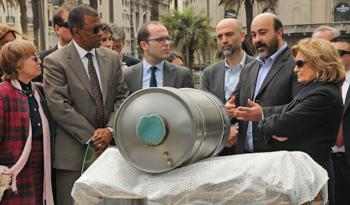 Filtros Purexhaust para transporte colectivo reducirán más del 50 % de emisiones contaminantes 2