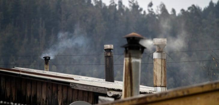 Promulgan Plan de Descontaminación de Osorno con polémica en torno al uso de la leña 2