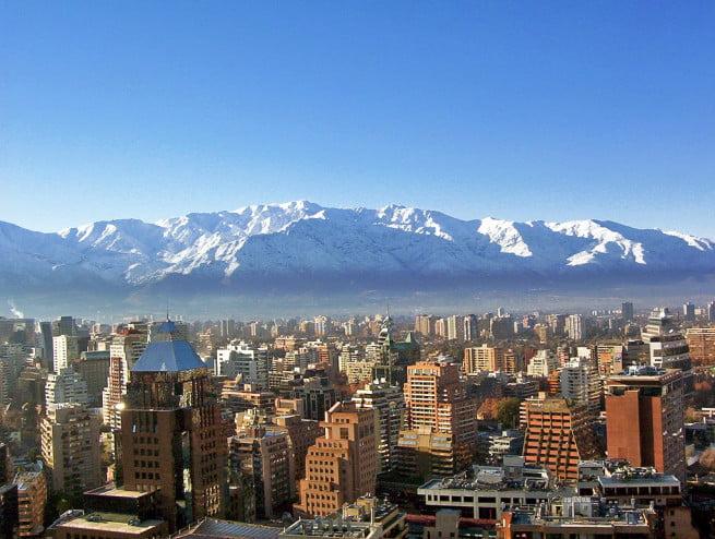Los cuatro mayores cambios tras el plan de descontaminación de Santiago 2