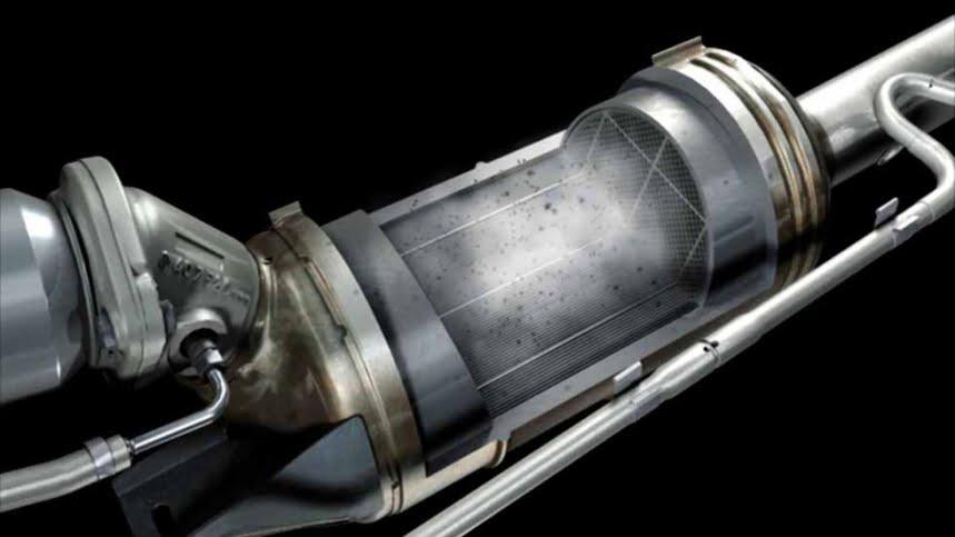Dudas: ¿cómo tratar bien con la conducción el filtro de partículas Diesel? 2