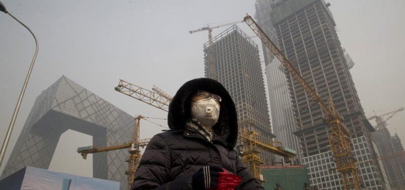 China busca eliminar las parrilladas con nueva policía ambiental que combatirá el smog 2
