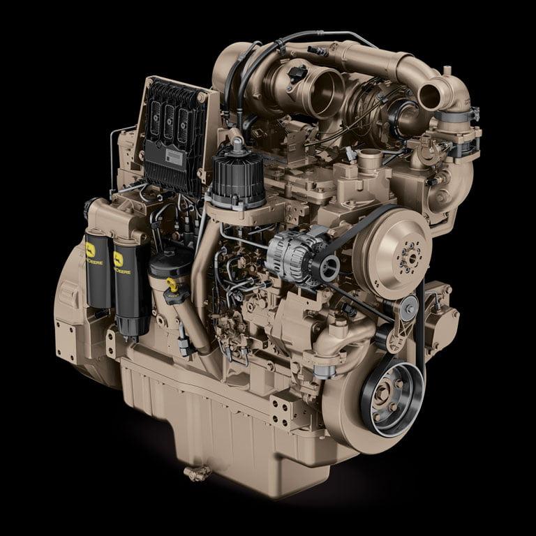 Normas de emisión de la UE y EE. UU. para motores diésel en máquinaria fuera de ruta. 3