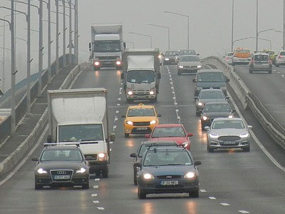 Filtros de partículas para vehículos diésel y hogares retienen material contaminante. 2